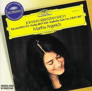 J.S. Bach's Toccata 911/Parita 826 & the English Suite 807