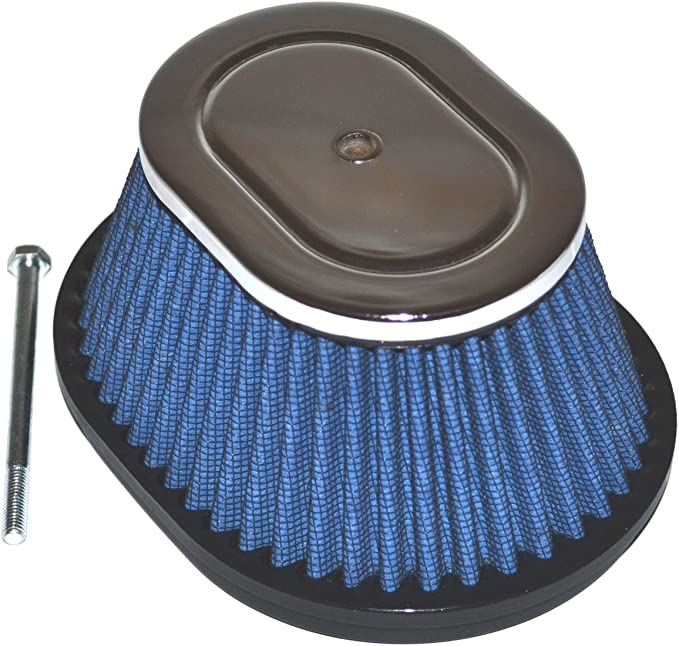 Uni Dual Stage Air Filter Yamaha Blaster 200 YFS200 /& Breeze 125 YFA1 NU-3225ST