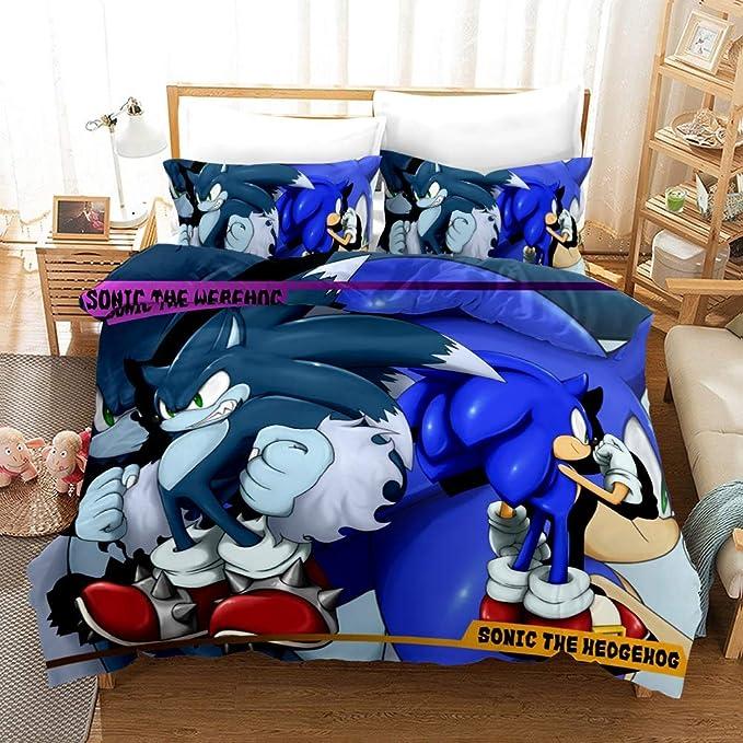 3D Japan Anime 456 Bed Pillowcases Quilt Duvet Cover Set Single Queen King UK