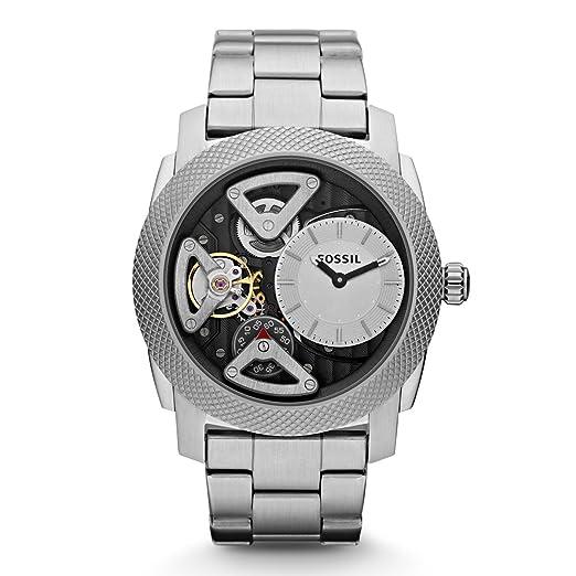 e058d0091670 Fossil Mechanical Twist ME1120 - Reloj analógico de cuarzo para hombre
