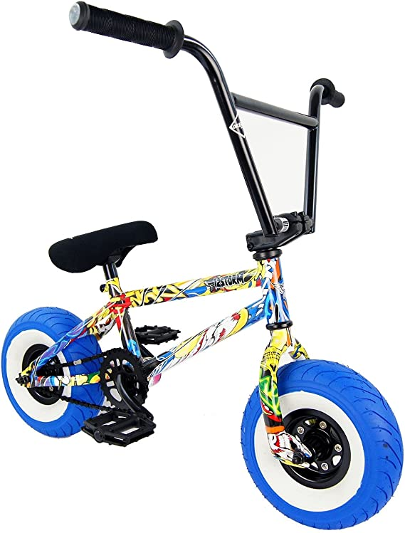 Wildcat Original Mini bicicleta BMX Graffiti Wrap nueva edición ...