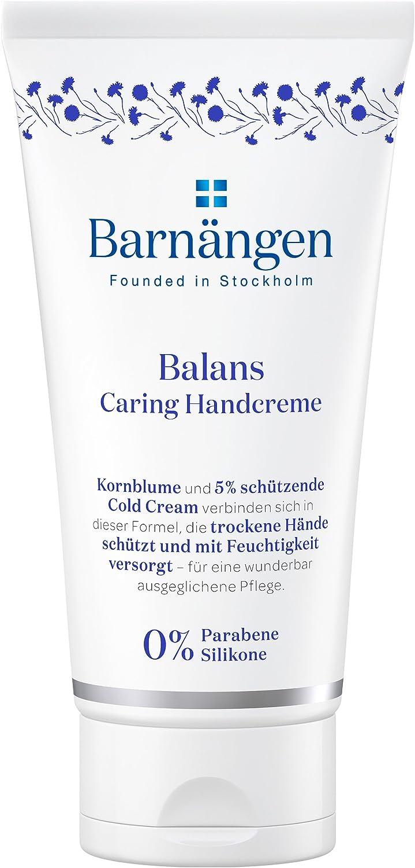 Bar nängen Crema de manos 3x 4Balans, (3unidades x 75ml) Barnängen BHCBT