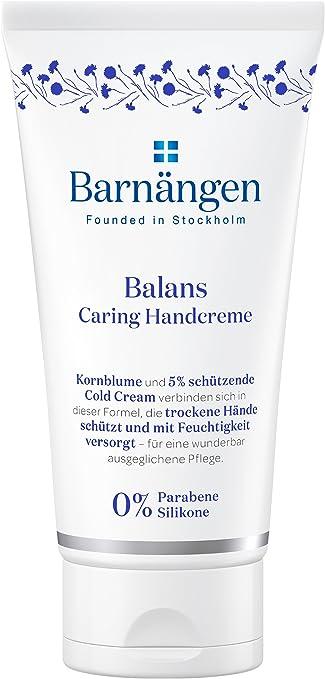 Afbeeldingsresultaat voor Caring Hand Cream van Barnängen