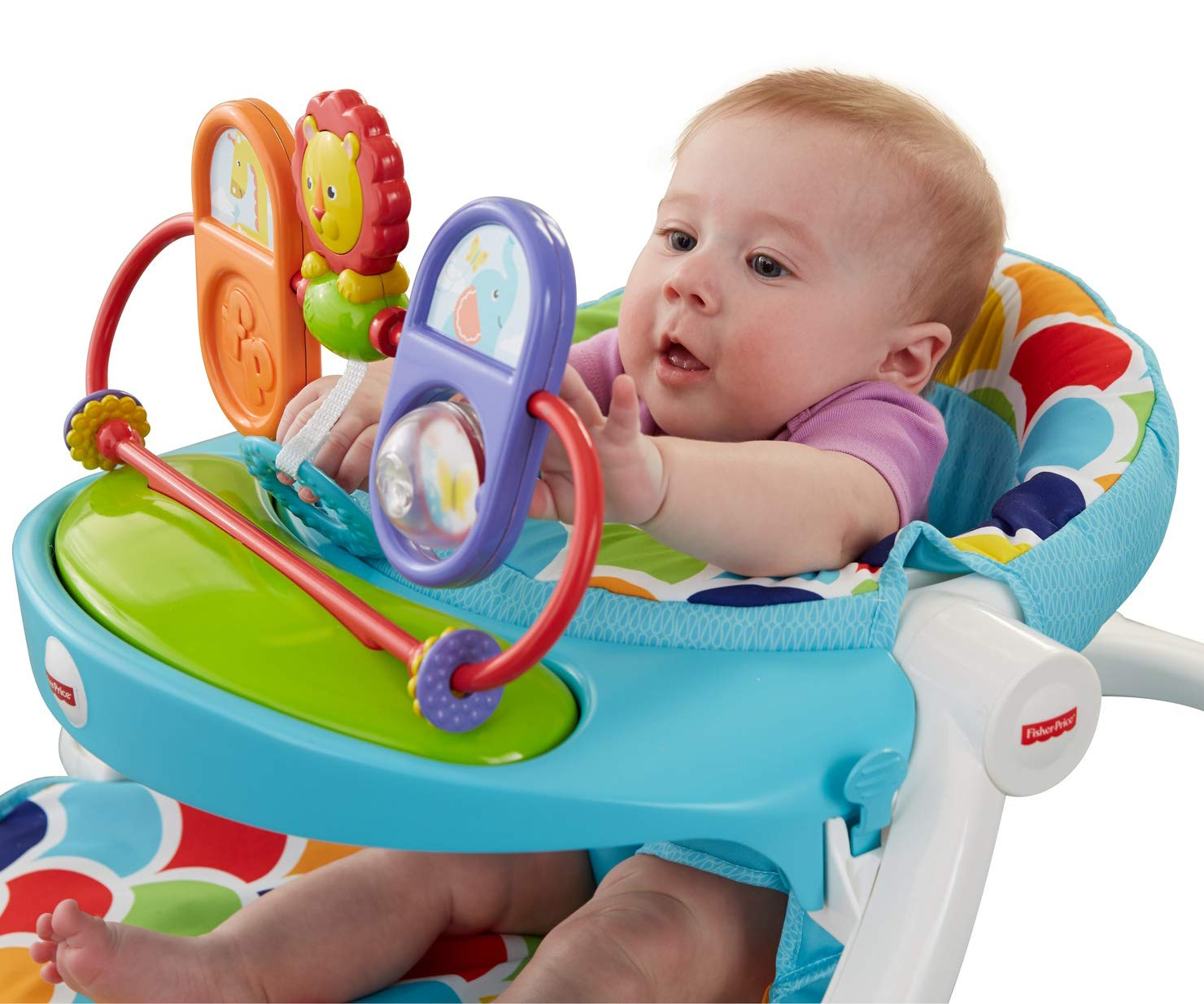 6f3653c43f2 Amazon.com   Fisher-Price Sit-Me-Up Floor Seat with Tray   Baby