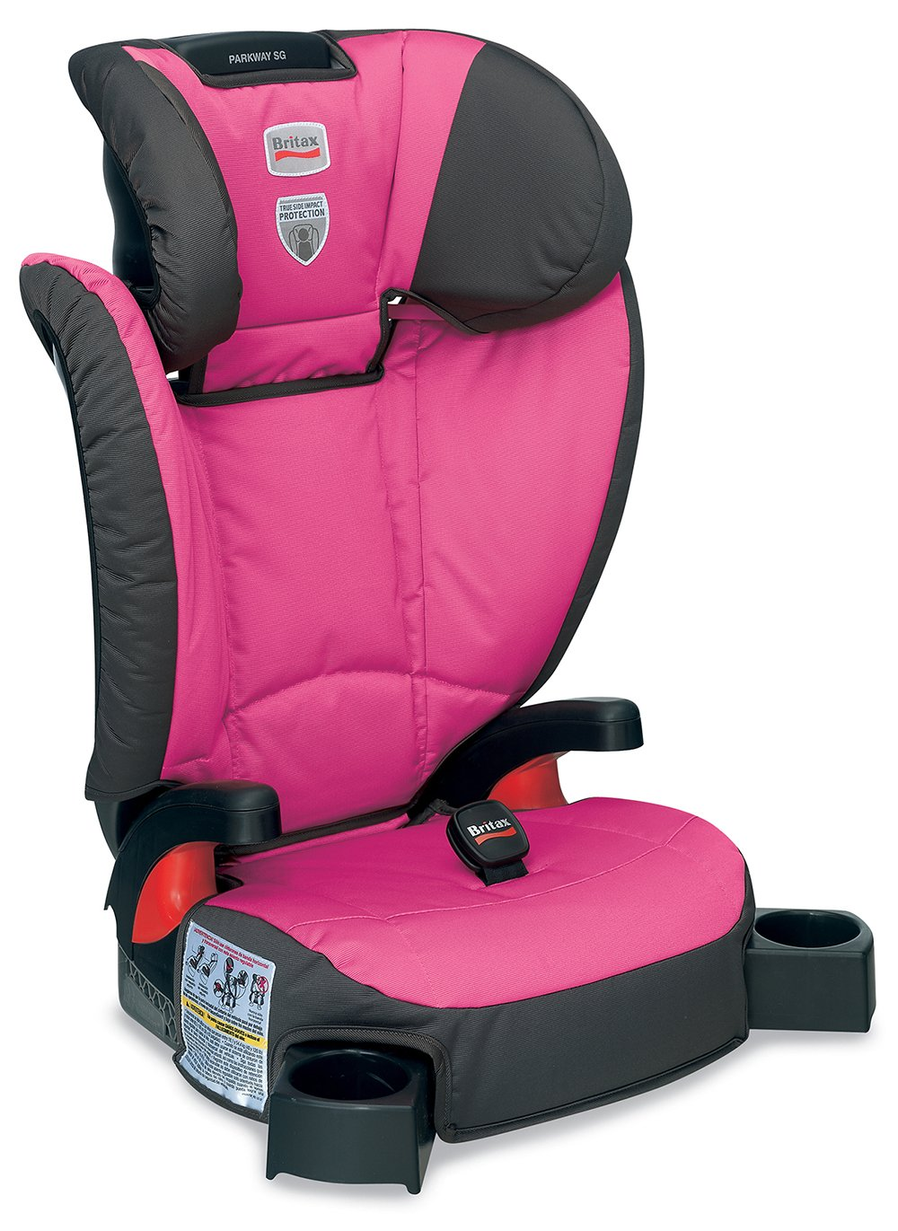 Amazon.com: Britax Parkway SG Belt-Positioning Booster Seat ...