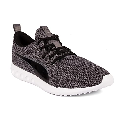 32ea5586e933 Puma Carson 2 Knit IDP Running Sports Shoes for Men  Buy Online at Low  Prices in India - Amazon.in