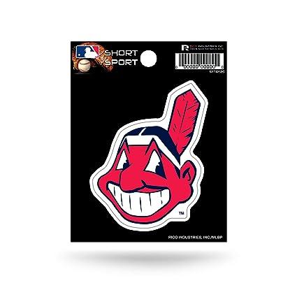 25f647c47 Amazon.com   MLB Cleveland Indians Short Sport Decal