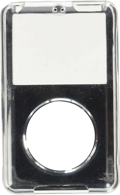 Black Apple iPod Classic Hard Case with Aluminum Plating 80gb 120gb 160gb