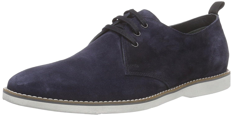 Buffalo Men 6040 Milan, Zapatos de Cordones Derby para Hombre