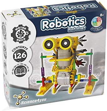 Science4you-Robotics Robotics Betabot-Juguete Científico y ...