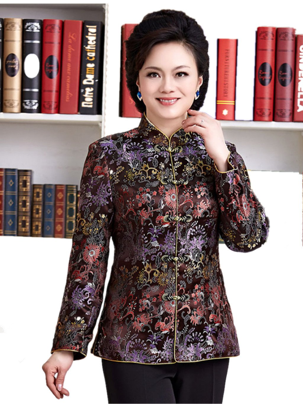 Womens Tang Suits Womens Coats Womens Jackets Business Jackets Formal Dress