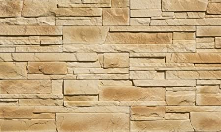 Celtic Sand Decorative Stone Effect Cladding Wall Tiles Indoor ...