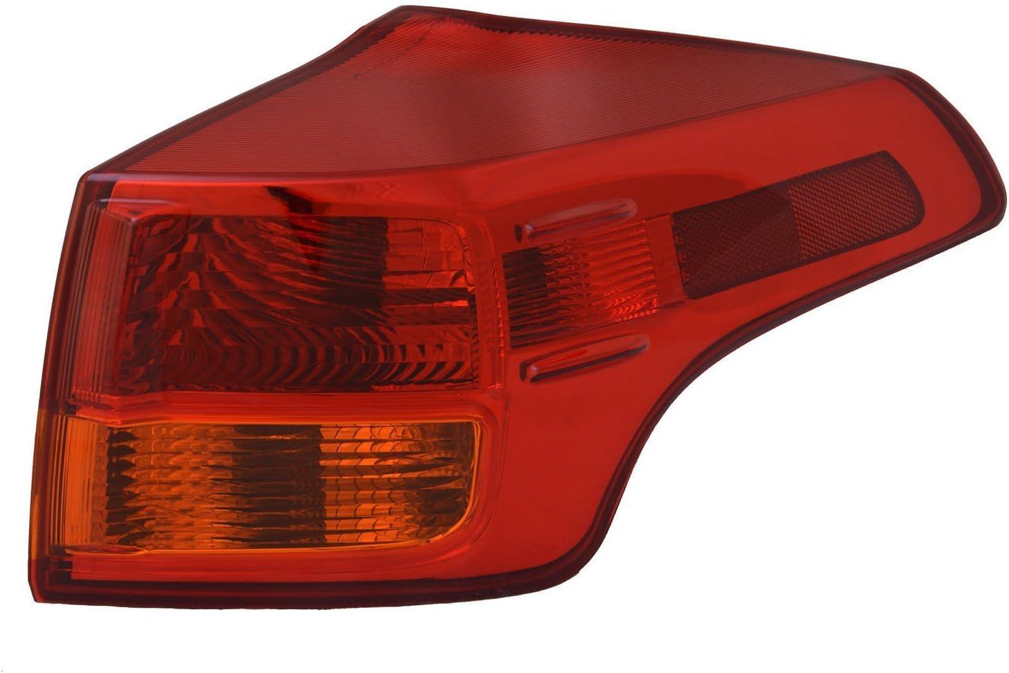 TYC 11-6578-00 Toyota RAV4 Replacement Tail Lamp