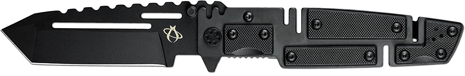 "Click to open expanded view Mantis Knife ""Chaos"" Tactical Folding Knife review"