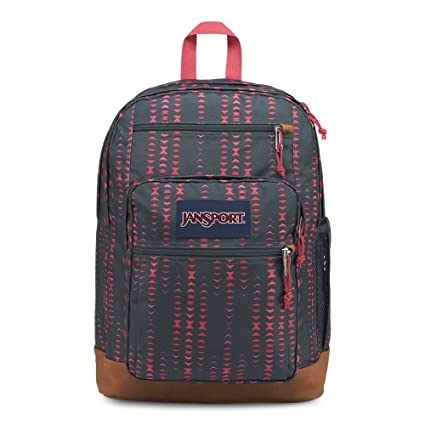 628403f0ef43 Amazon.com  JanSport Cool Student Laptop Backpack - Warped Geo ...