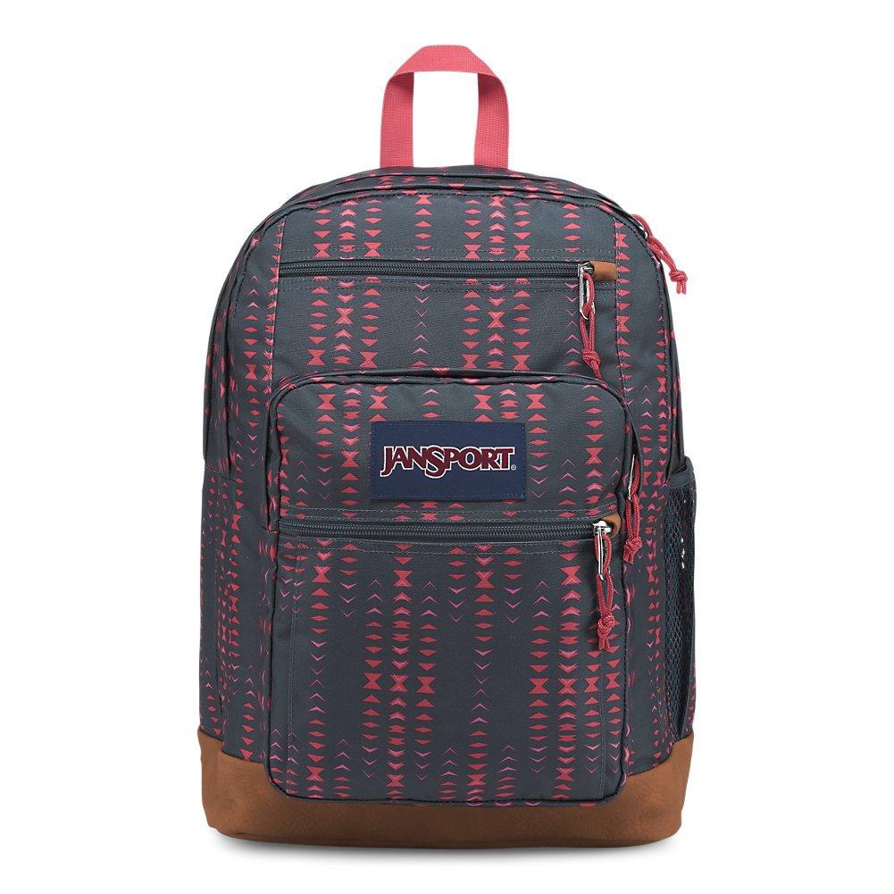 JanSport Cool Student Laptop Backpack - Warped Geo