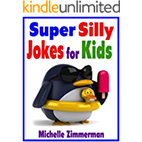 Super Silly Jokes for Kids (English Edition)