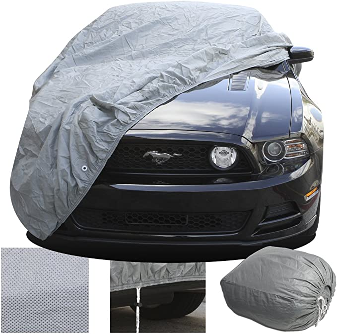 100/% Waterproof 100/% Breathable FORD MUSTANG 1987-1993 CAR COVER