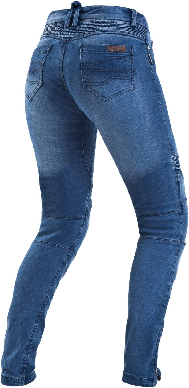Modern Jeans mit Protector Classic Slim Duralid Motorradhose f/ür Frauen 24 Lang, Blau SHIMA JESS BLUE