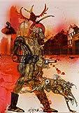 Farenheit 451 Poster by Ralph Steadman 24 x 34in