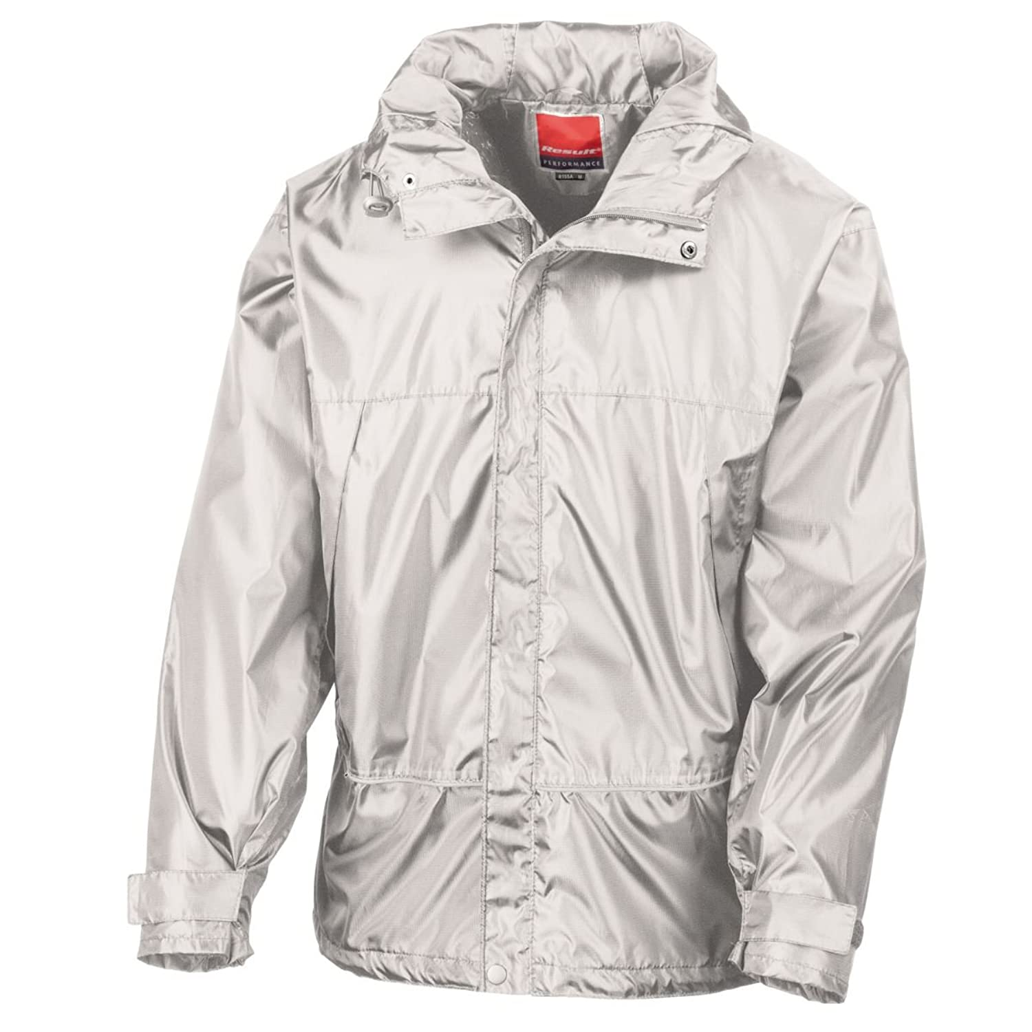 Result Waterproof 2000 pro-coach jacket White XL