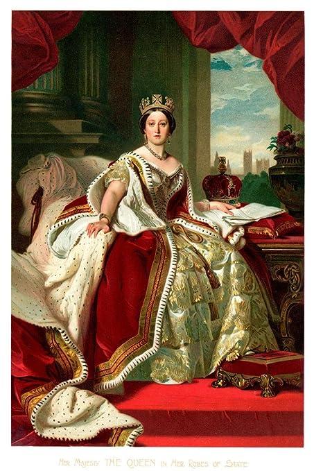 Queen Victoria A Portrait