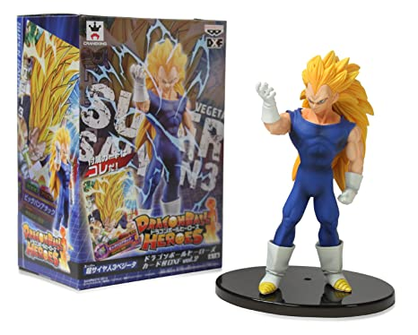 Amazoncom Banpresto Dragon Ball Heroes Figure With Card 6 Super