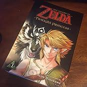 Amazon.com: The Legend of Zelda: Twilight Princess Vol. 1
