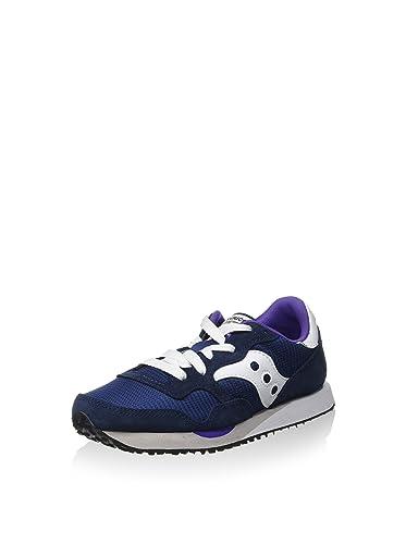Saucony Originals Damen DXN Trainer W Sneaker Blau/Weiszlig; 38 EU
