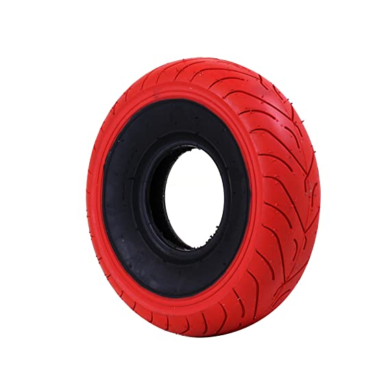 Review FATBOY Bicycle Tire 6PLY for Mini BMX Cycle - RED