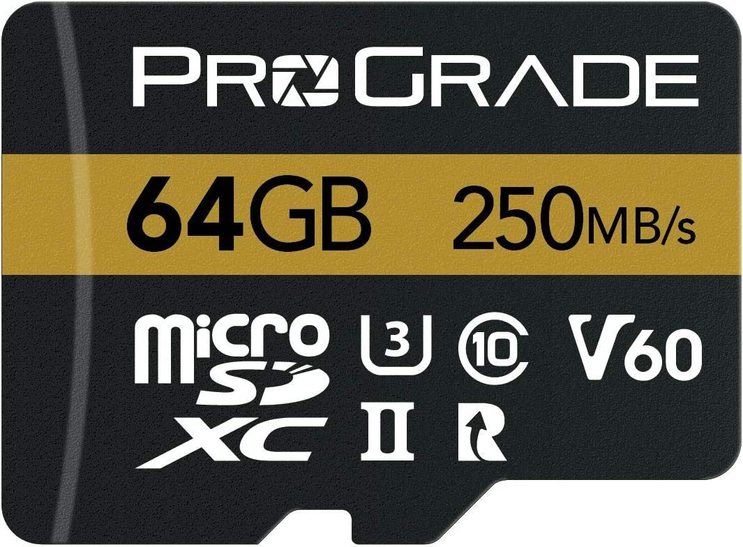 Microsd Card V60 Tested For Full Size Sd Card Devices Elektronik