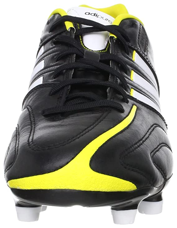 official photos 6657a d4171 Adidas adiPure 11Pro TRX FG Fussballschuhe black-running white-vivid yellow  - 40 23 Amazon.co.uk Shoes  Bags