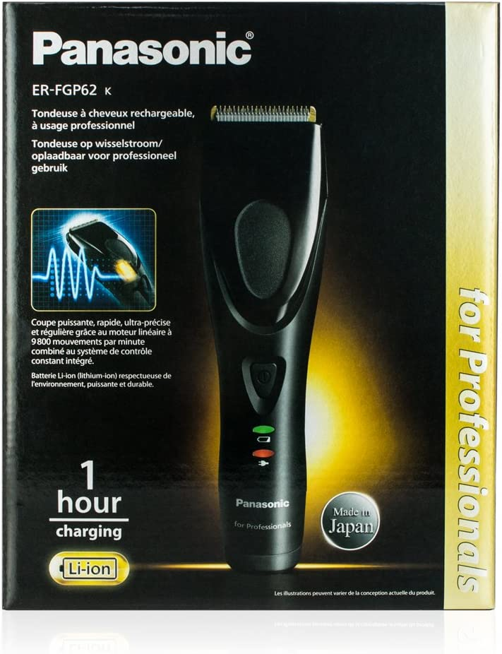 Panasonic Pro for professionals er-gp62 cortadora para barbero ...