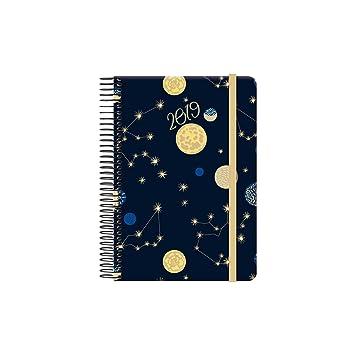 Dohe 12563 - Agenda cosmo día página: Amazon.es: Oficina y ...