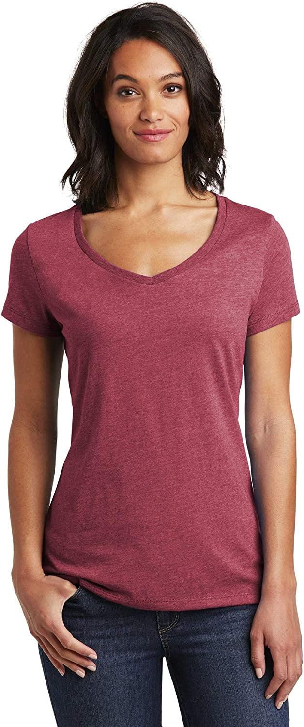District Women's Very Important V-Neck Tee