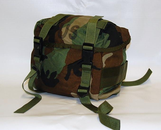 "Camo Shoulder Waist Butt Pack Pouch Molle II New in Bag 16 x 10/"""