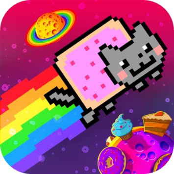 amazon com nyan cat the space journey appstore for android