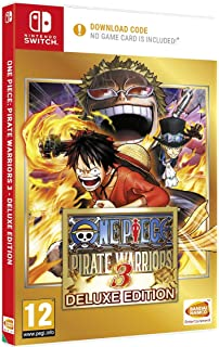One Piece: Pirate Warriors 3 - Deluxe Special Edition ...