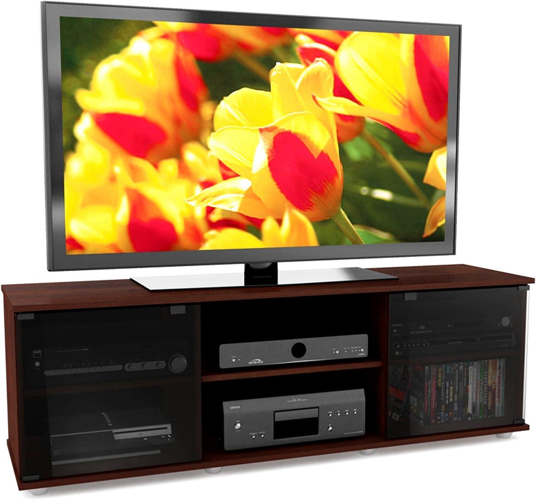 EFD Easy&FunDeals - Mueble esquinero de Madera para TV de 64 Pulgadas de Alto, Color marrón: Amazon.es: Juguetes y juegos
