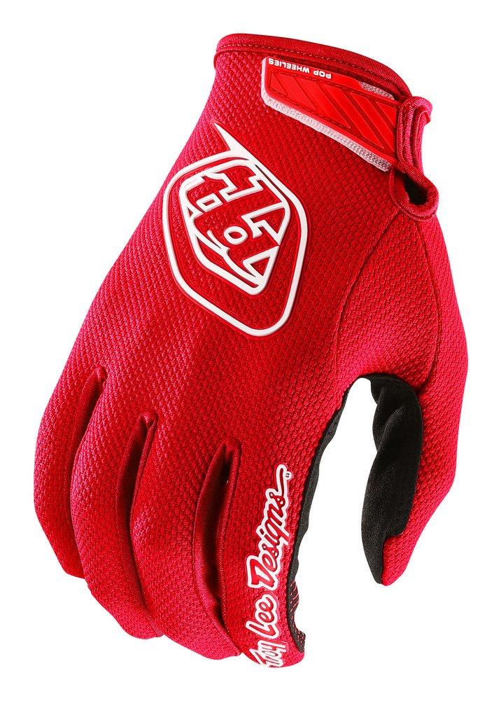 Troy Lee Designs Air Gloves - Kids' Solid 2.0 Red, XL