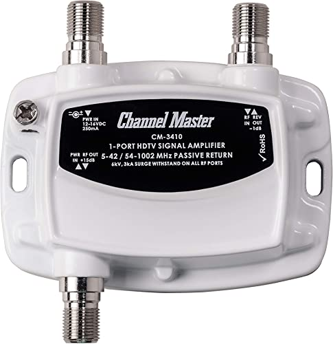 Channel Master Ultra Mini TV Antenna Amplifier