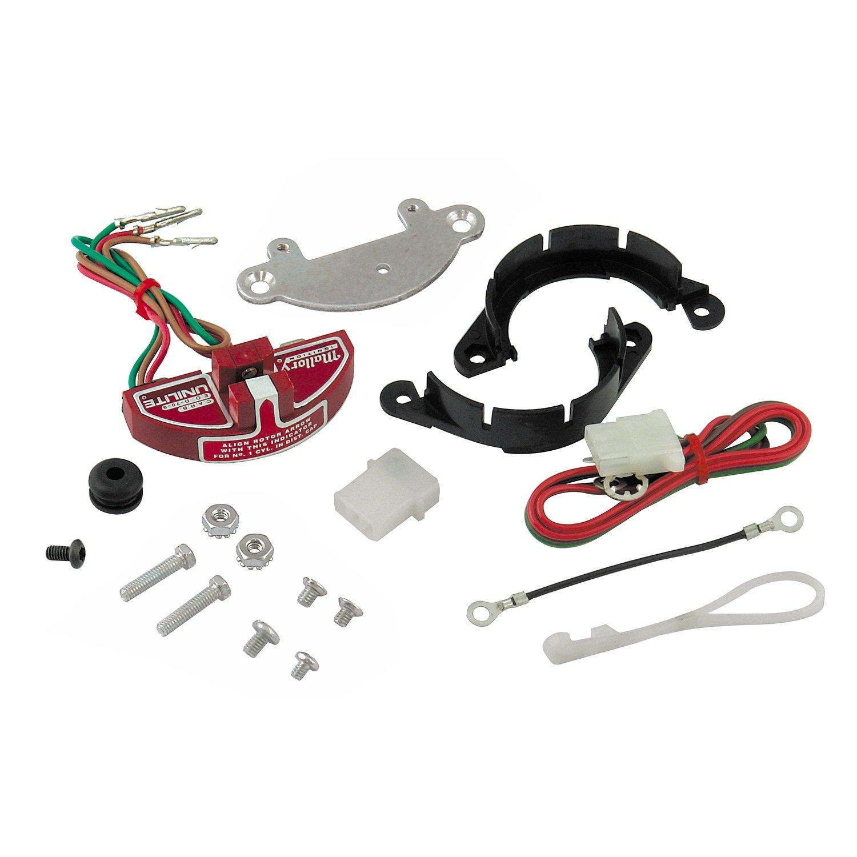 Mallory 501 Unilite Ignition Conversion Kit Automotive Timing Advance