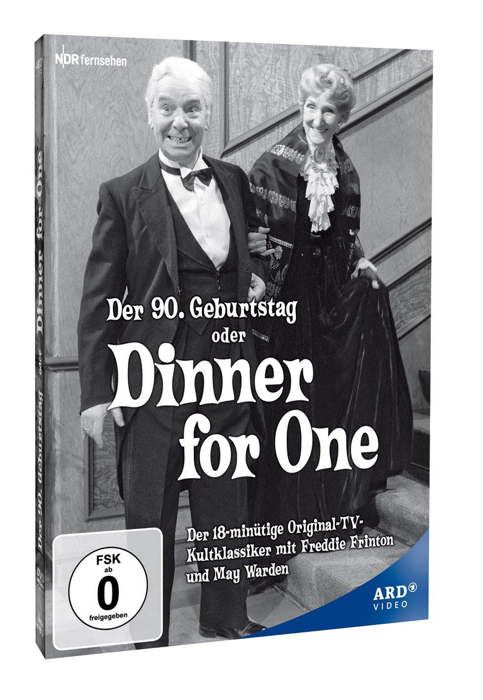 Der 90 geburtstag dinner for one