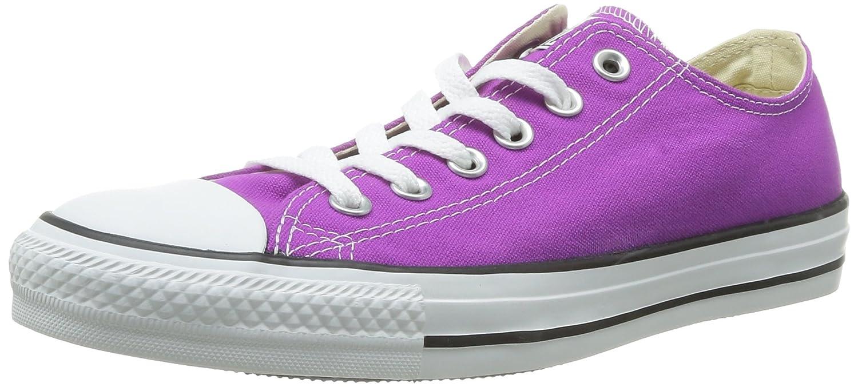 Zapatos morados Converse para mujer LM88f