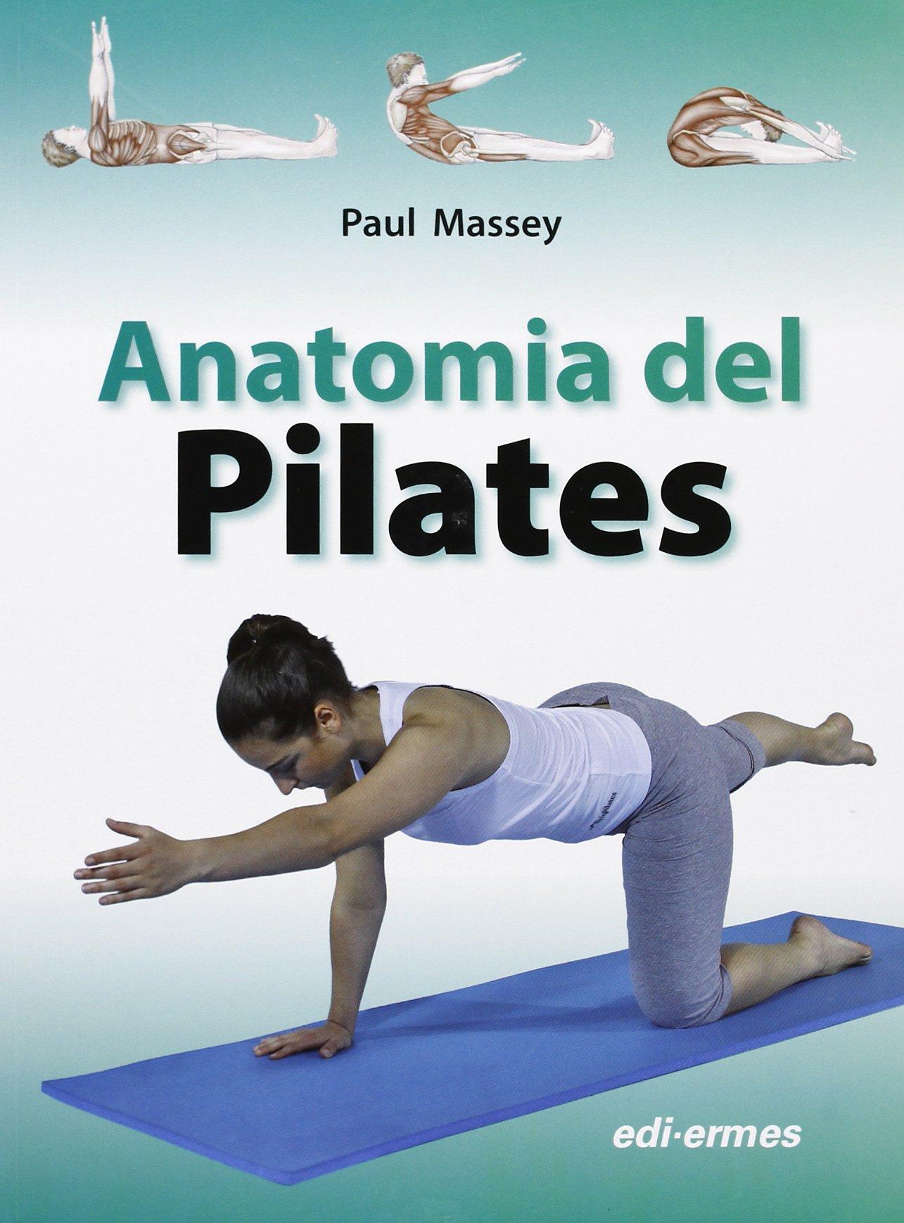 Anatomia del pilates: 9788870513509: Amazon.com: Books