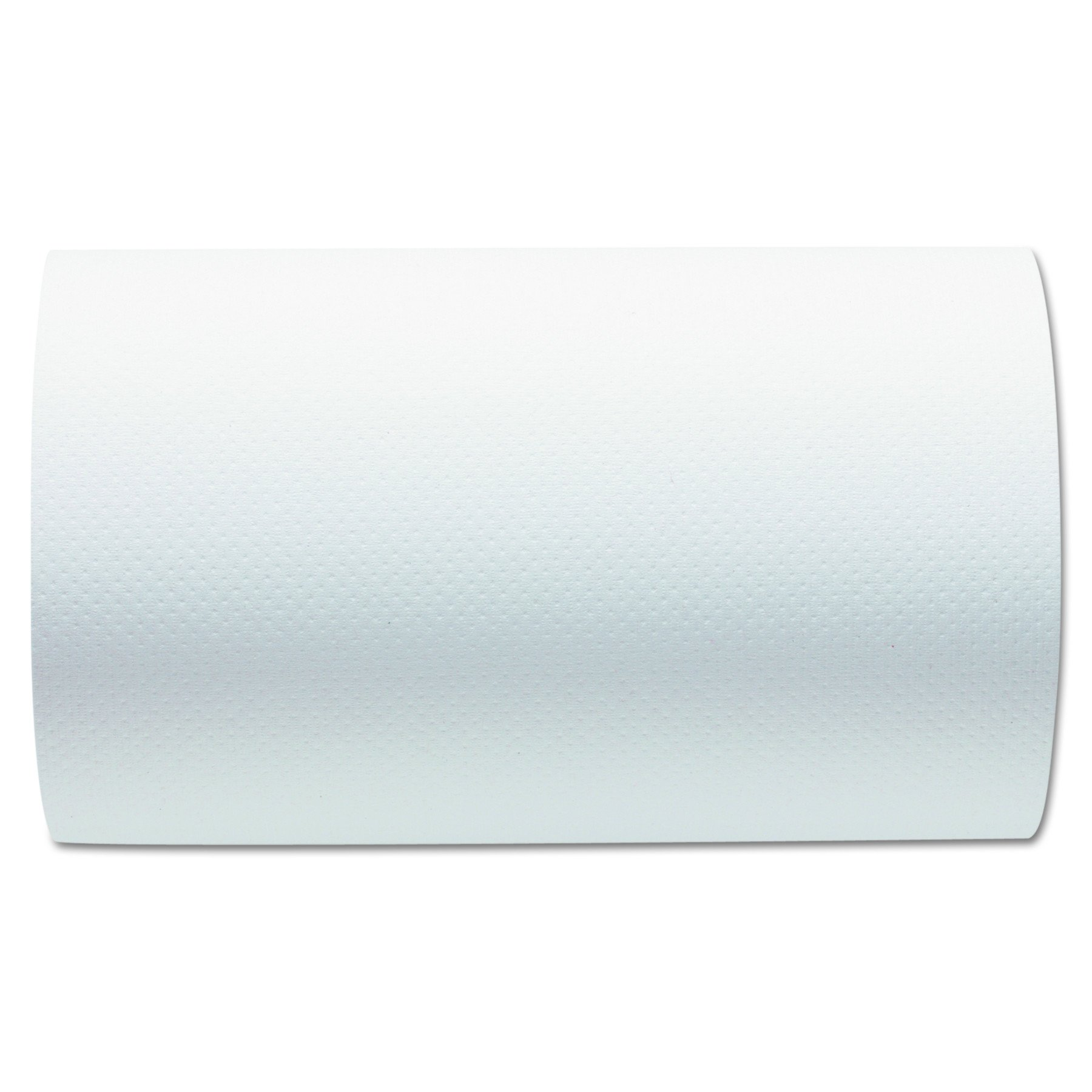 Georgia-Pacific GPC26610 Professional 26610 Hardwound Paper Towel Roll, Nonperforated, 9 x 400ft, White (Case of 6 Rolls)