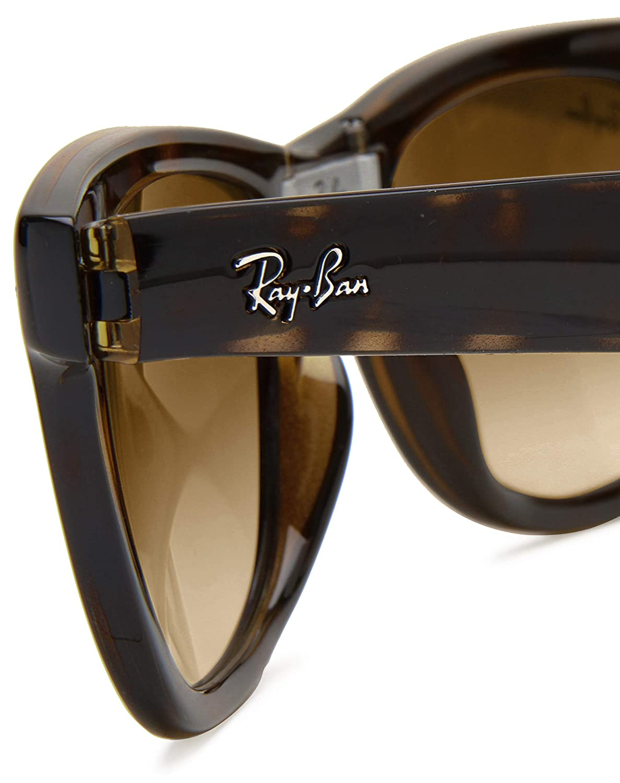 Amazon.com: Ray-Ban RB4105 Wayfarer - Gafas de sol cuadradas ...