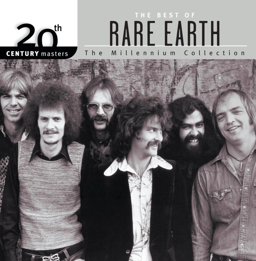 20th Century Masters: The Millennium Collection: Best of Rare Earth by Motown