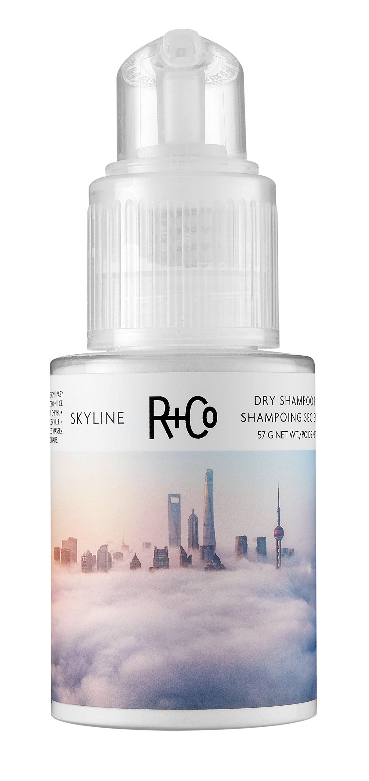 R+Co Skyline Dry Shampoo Powder, 2 oz.