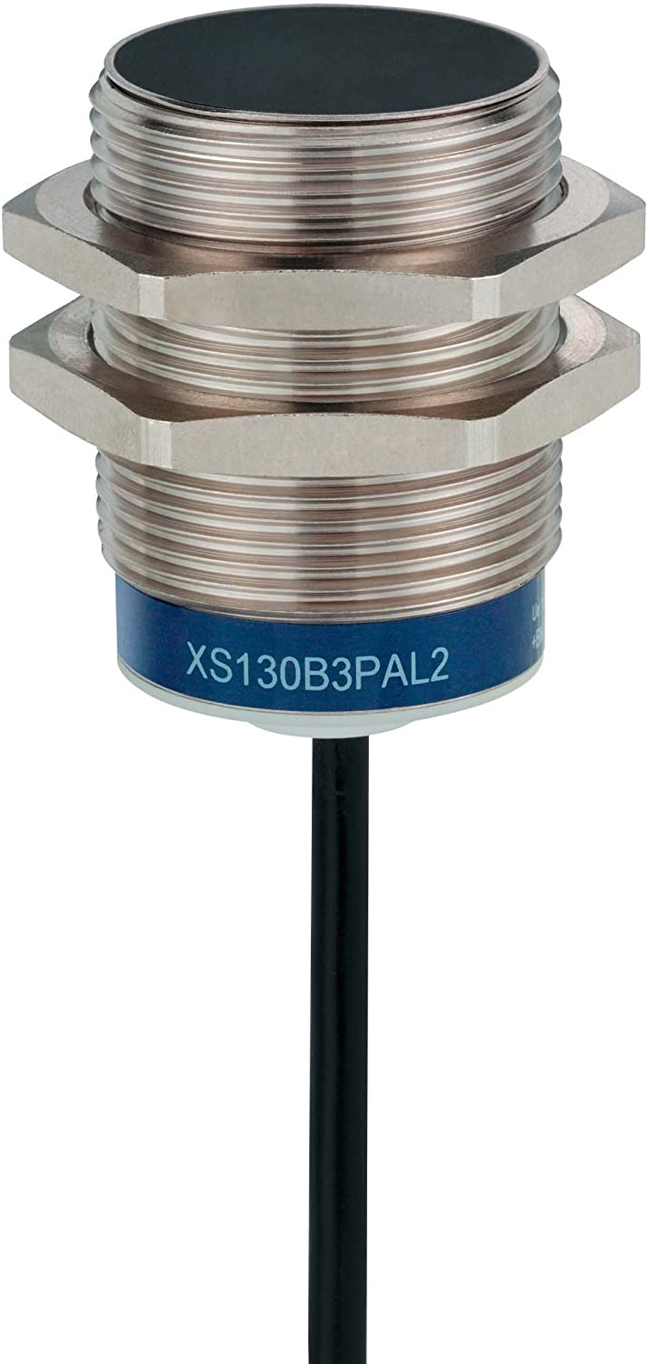 Schneider Electric XS530B1PAL5 Proximity Sensor 10mm, Ddpi M30 Sn=10Mm No Pnp Opt Flush 10-3